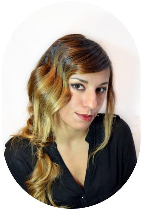 Esther Otero - Maquilladora y peluquera