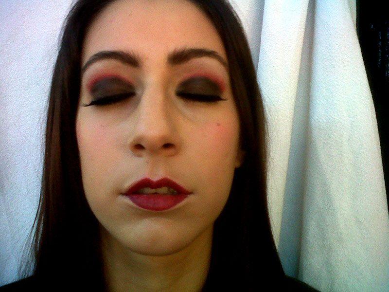Maquillaje y caracterización de época – Años 20