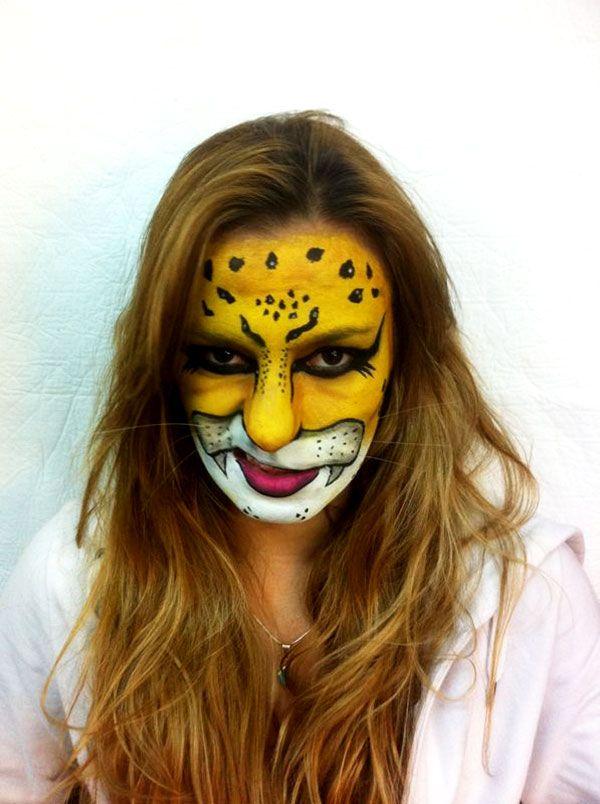 León – Disfraz para fiestas infantiles