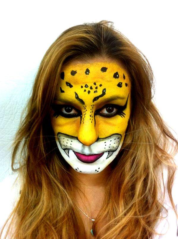 Maquillaje fiestas infantiles – León