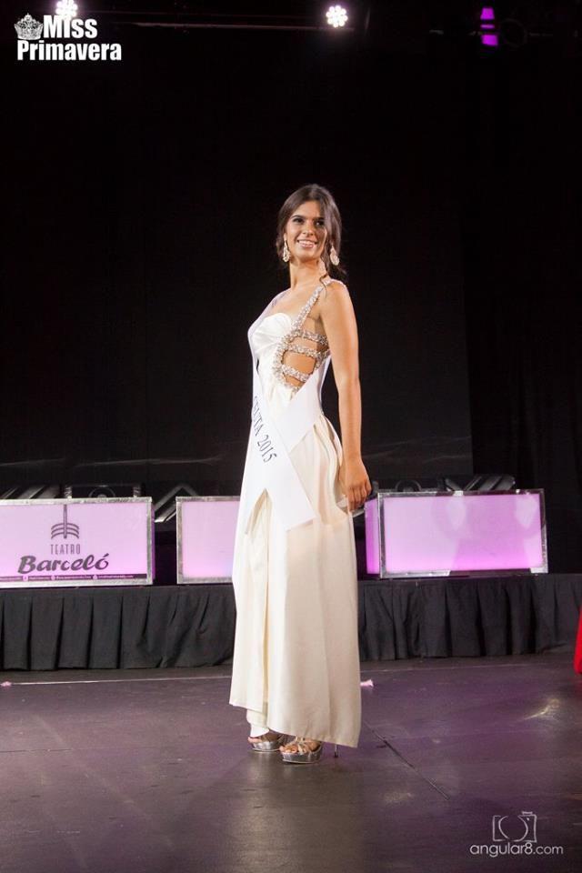 Lucía Ríos – Certamen Miss Primavera 2015
