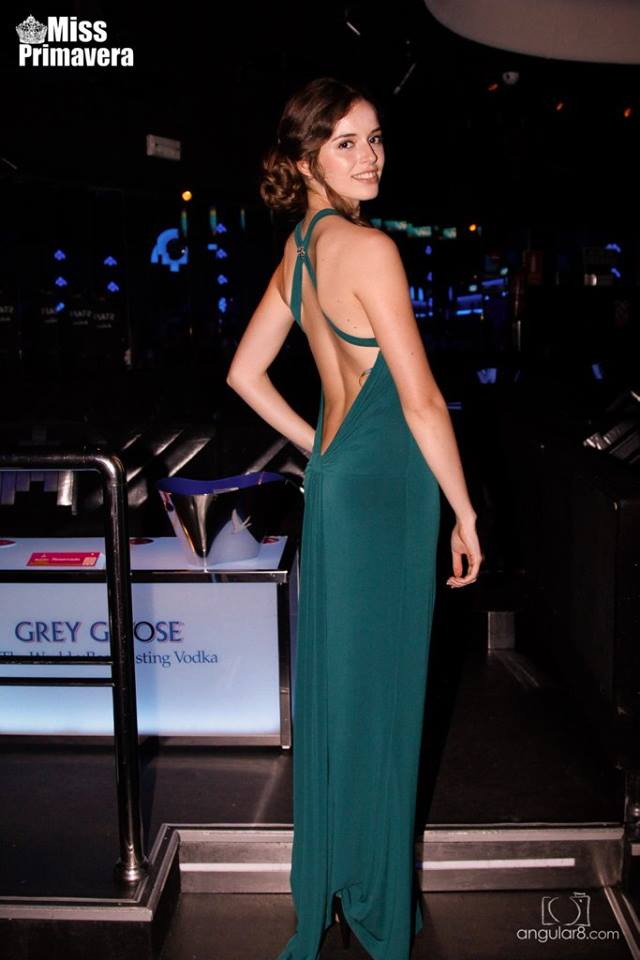 Gala final Certamen Miss Primavera 2015 – Modelos