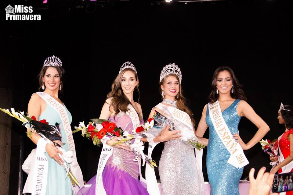 Miss Primavera 2015 – Modelos finalistas
