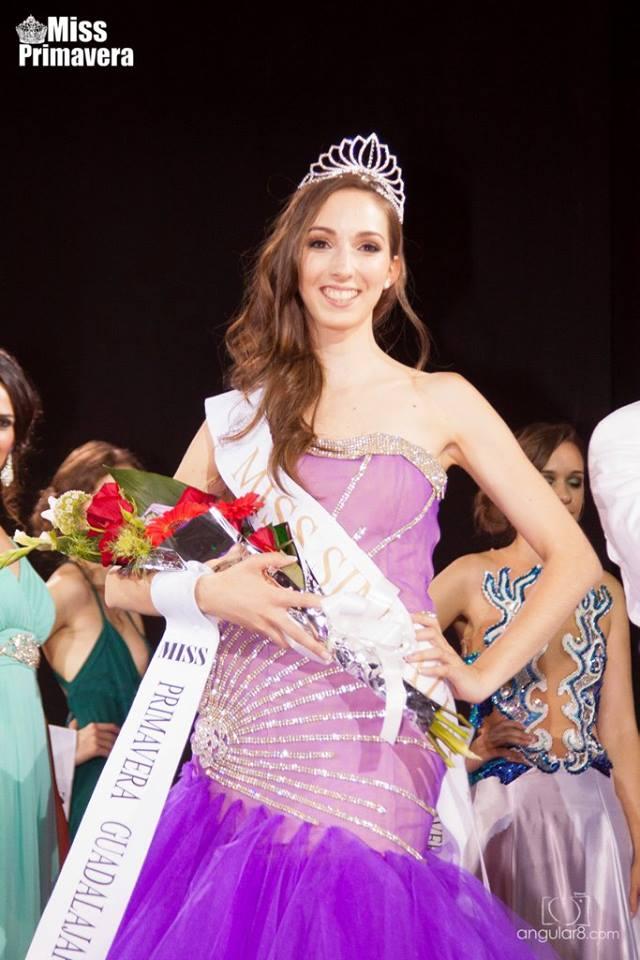 Gala final Certamen Miss Primavera 2015 – Moda