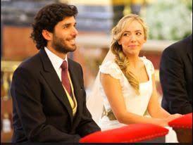 Mejor boda del año en Hola! – Antonio y Patricia