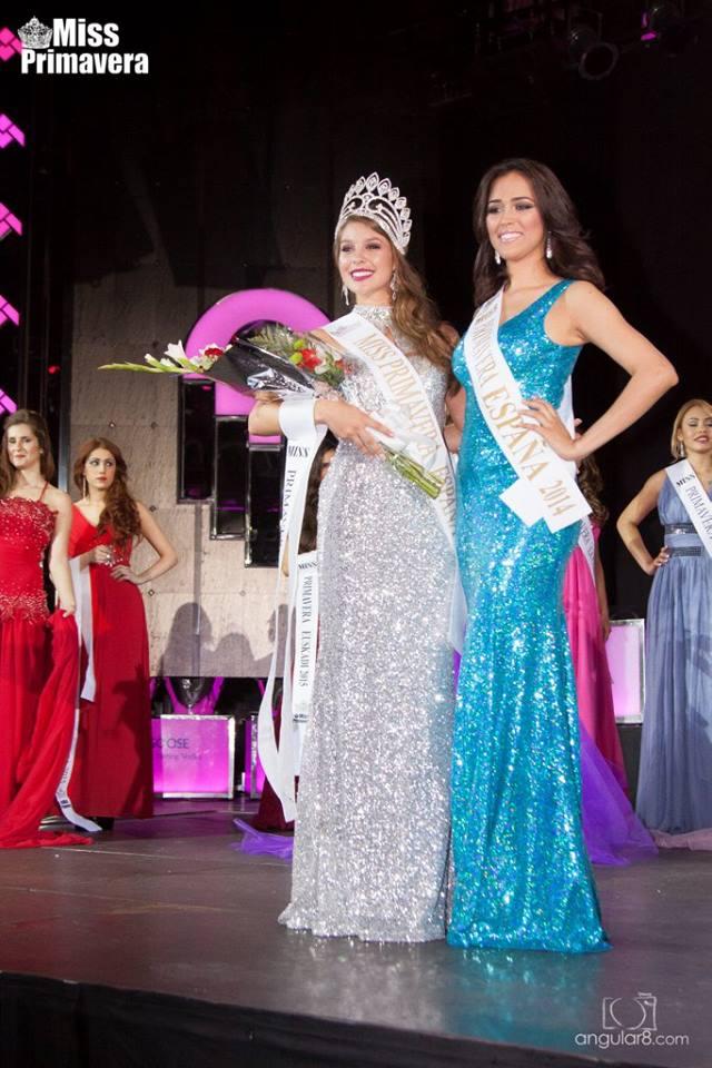 Miss Primavera 2015 – Andor Denisse & Ganadora 2014