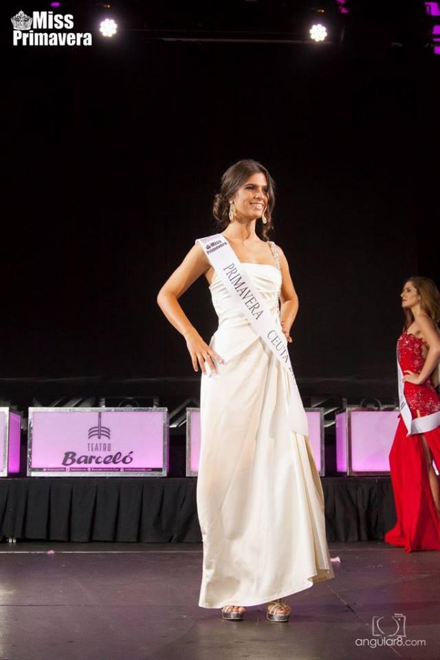 Miss Primavera 2015 – Lucía Ríos