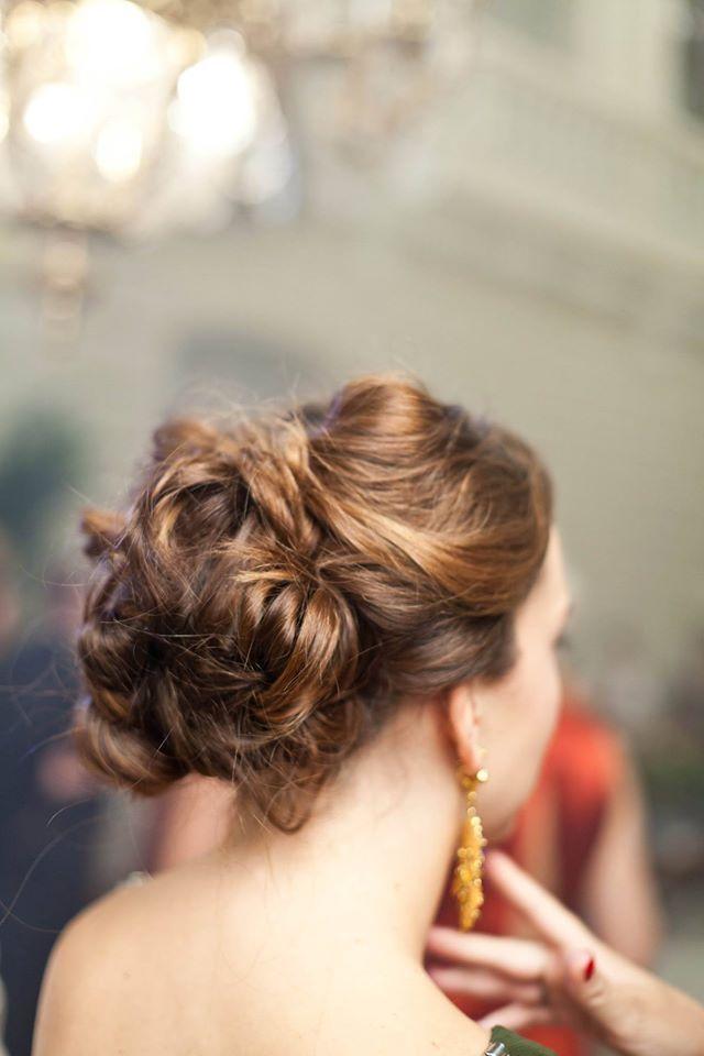Peinado para modelo – IXTAB