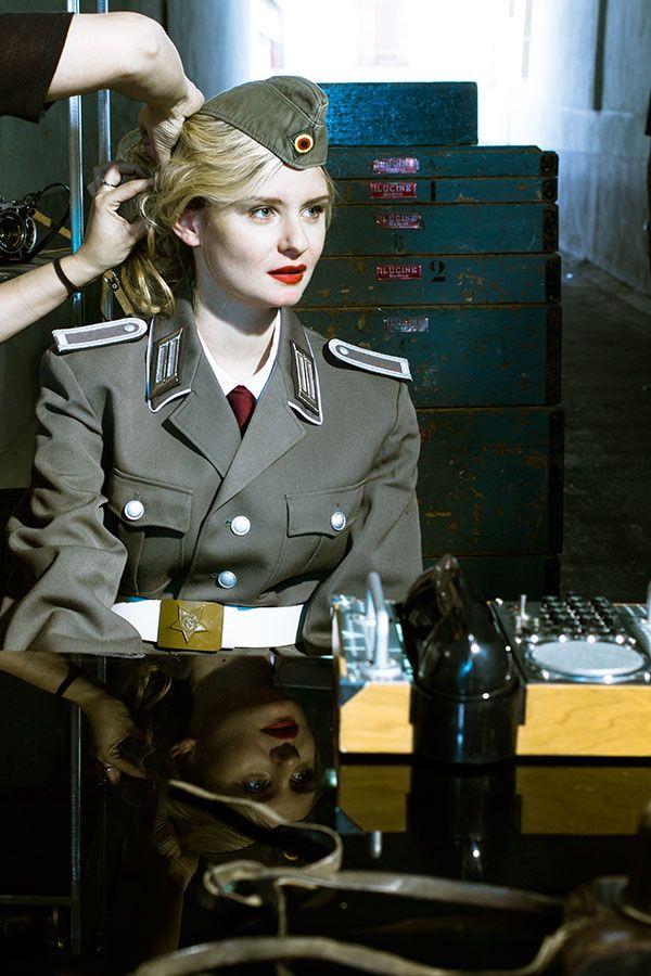 Publicidad Berlín – Making off sesión de fotos moda