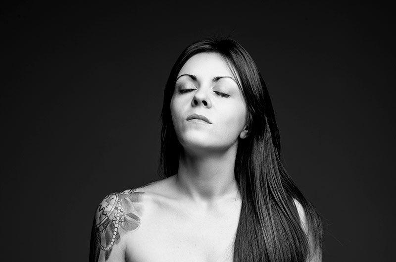 Book de fotos blanco y negro – VINYL