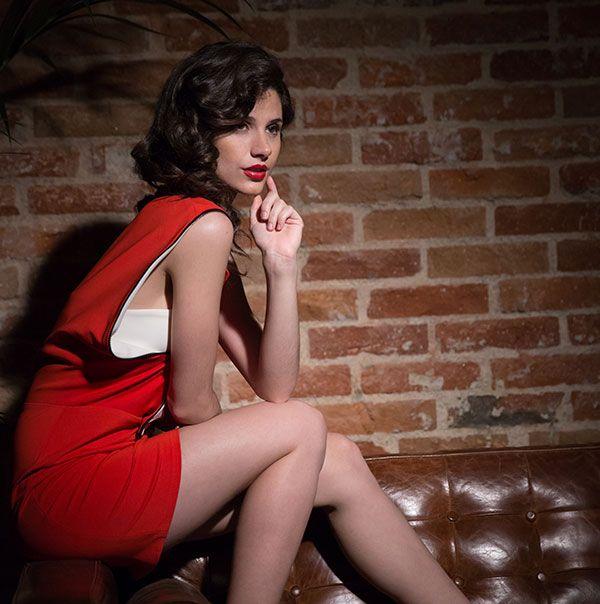 Shooting Red Room – Publicidad y moda